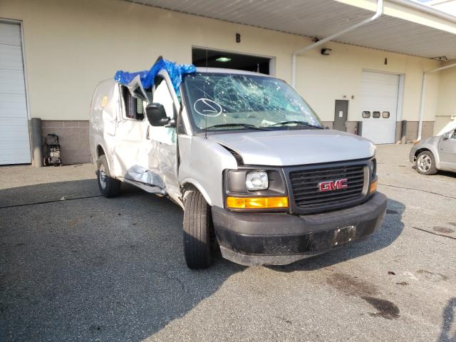 Salvage cars for sale from Copart Exeter, RI: 2017 GMC Savana G25