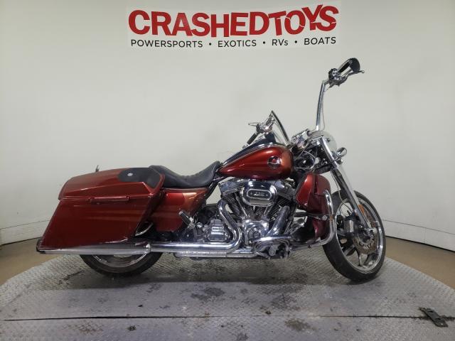 Vehiculos salvage en venta de Copart Dallas, TX: 2013 Harley-Davidson FLHRSE4 CV