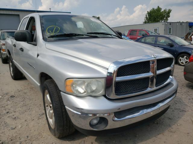 Salvage cars for sale from Copart Duryea, PA: 2003 Dodge RAM 1500 S