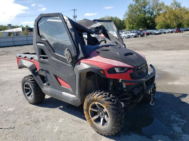 Salvage cars for sale from Copart Albany, NY: 2017 CUB Challenger