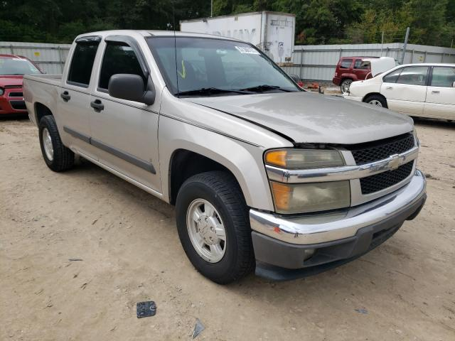 Salvage cars for sale from Copart Midway, FL: 2008 Chevrolet Colorado