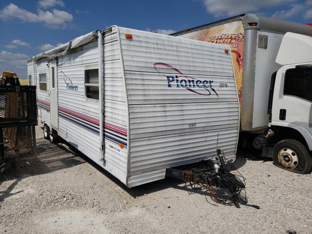 Pioneer Vehiculos salvage en venta: 2001 Pioneer Fleetwood