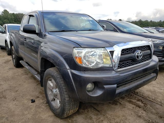 Salvage cars for sale from Copart Windsor, NJ: 2011 Toyota Tacoma ACC