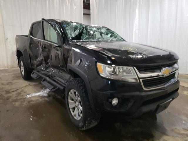 Salvage cars for sale from Copart Central Square, NY: 2016 Chevrolet Colorado L