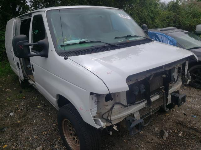 Salvage trucks for sale at Baltimore, MD auction: 2013 Ford Econoline