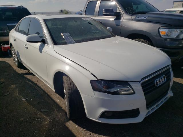 Audi salvage cars for sale: 2011 Audi A4 Premium