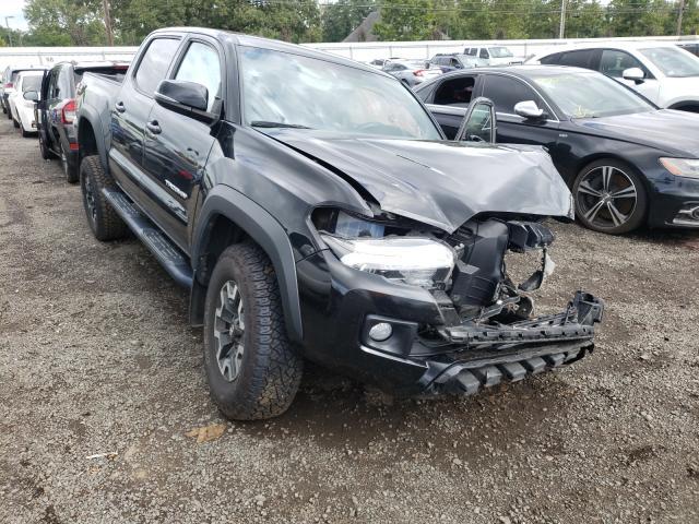 2017 Toyota Tacoma DOU en venta en New Britain, CT