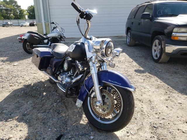 Salvage motorcycles for sale at Hampton, VA auction: 2006 Harley-Davidson Flhri