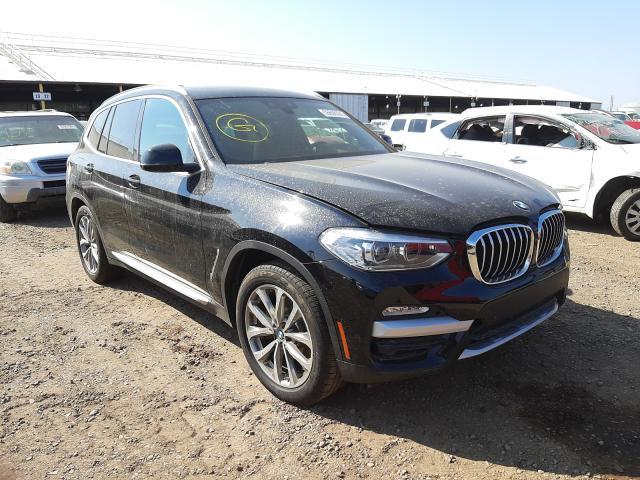 Salvage cars for sale at Phoenix, AZ auction: 2019 BMW X3 XDRIVE3