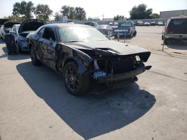 Salvage cars for sale from Copart Sacramento, CA: 2019 Dodge Challenger