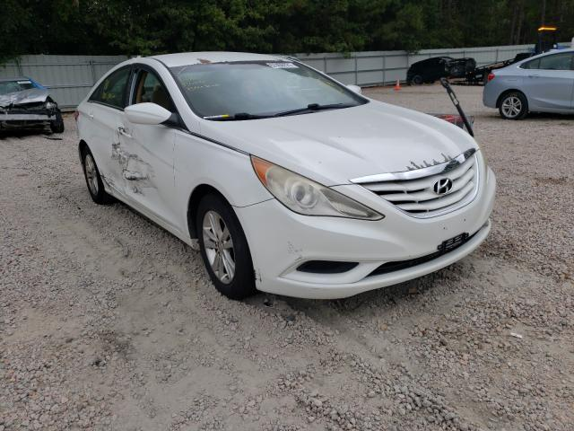 Salvage cars for sale from Copart Knightdale, NC: 2011 Hyundai Sonata GLS