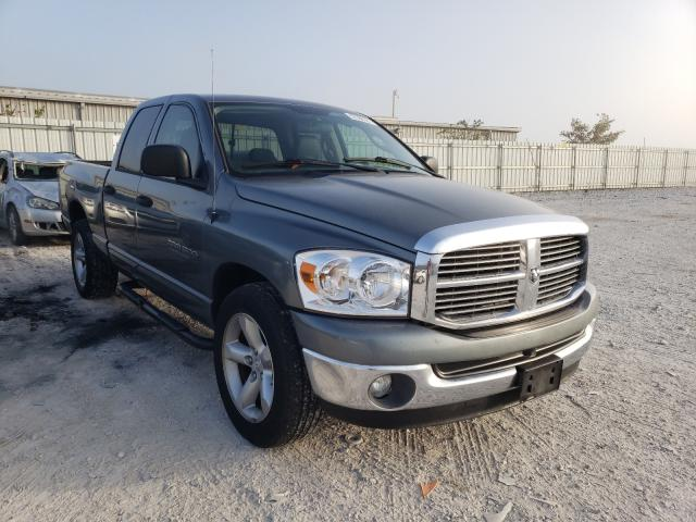 Salvage cars for sale from Copart Walton, KY: 2007 Dodge RAM 1500 S