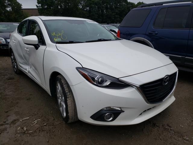 Mazda 3 salvage cars for sale: 2014 Mazda 3