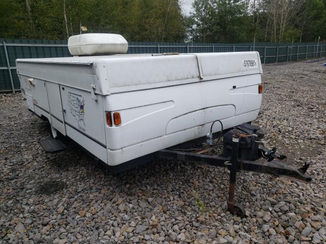 Fleetwood Vehiculos salvage en venta: 2000 Fleetwood Coleman