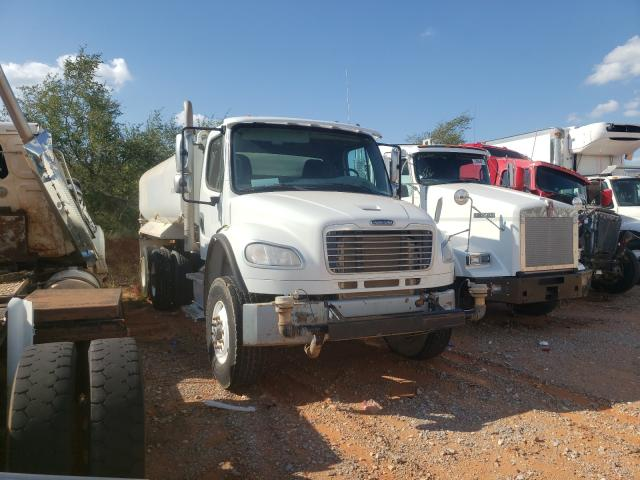 Salvage trucks for sale at Oklahoma City, OK auction: 2014 Freightliner M2 106 MED