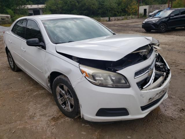 Salvage cars for sale from Copart Fairburn, GA: 2013 Chevrolet Malibu LS