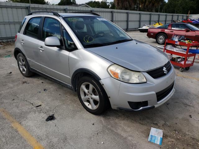Salvage cars for sale from Copart Punta Gorda, FL: 2007 Suzuki SX4