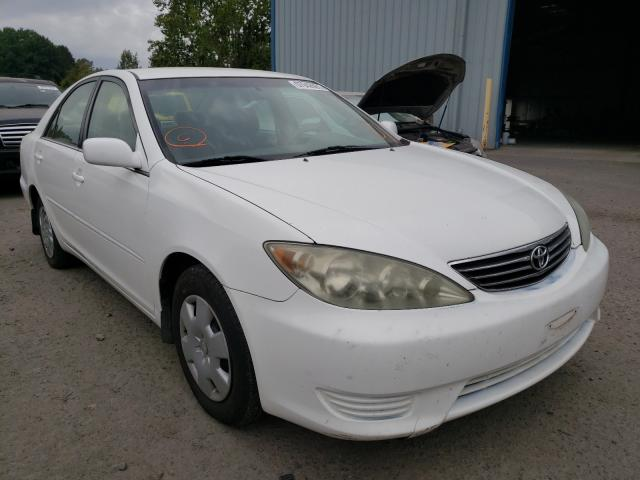 Salvage cars for sale from Copart Portland, OR: 2005 Toyota Camry LE