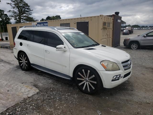 Vehiculos salvage en venta de Copart Loganville, GA: 2011 Mercedes-Benz GL 450 4matic