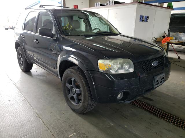 Salvage cars for sale from Copart Pasco, WA: 2005 Ford Escape LIM