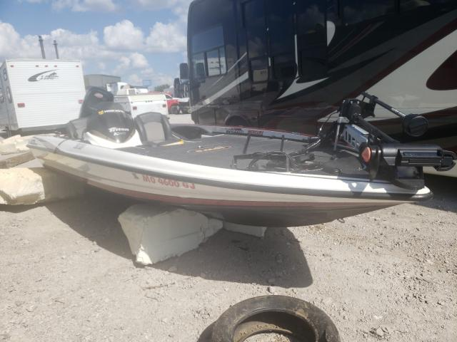 Salvage boats for sale at Tulsa, OK auction: 2008 Triton TR21X HD W
