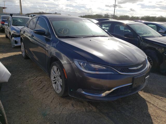 Vehiculos salvage en venta de Copart Kapolei, HI: 2015 Chrysler 200 Limited