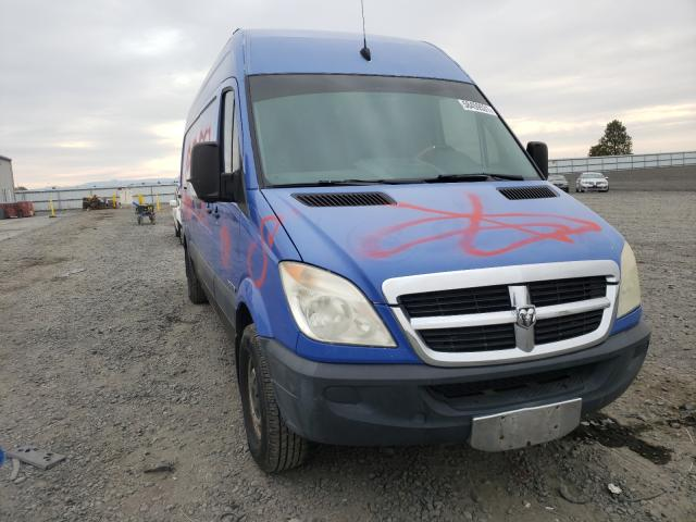Salvage cars for sale from Copart Airway Heights, WA: 2008 Dodge Sprinter 2