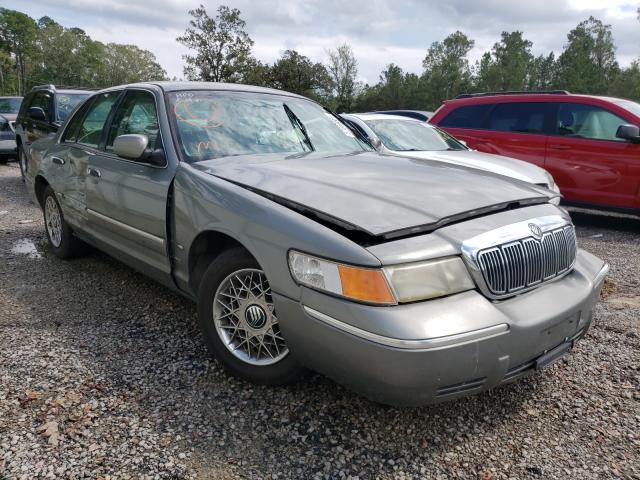 Mercury salvage cars for sale: 1999 Mercury Grand Marq