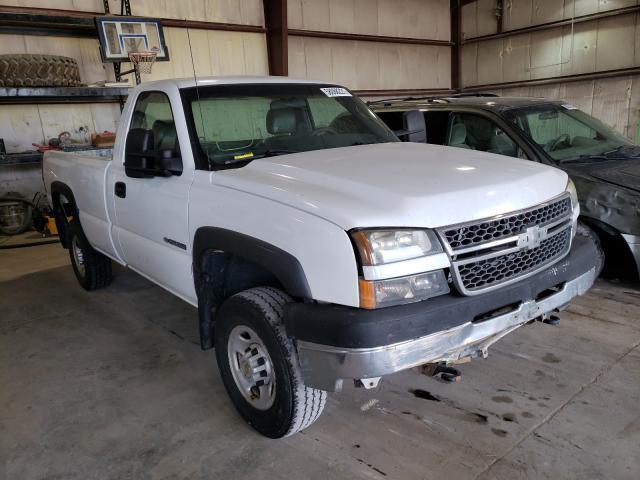 Salvage cars for sale from Copart Eldridge, IA: 2005 Chevrolet Silverado