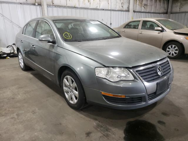 Salvage cars for sale at Woodburn, OR auction: 2006 Volkswagen Passat 2.0