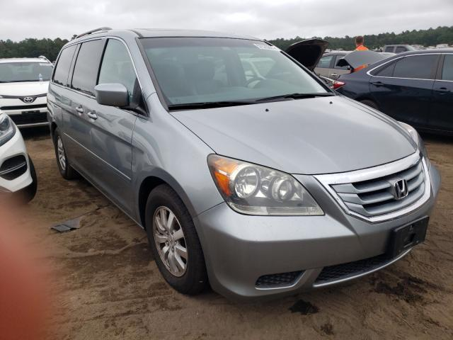 Salvage cars for sale from Copart Windsor, NJ: 2008 Honda Odyssey EX