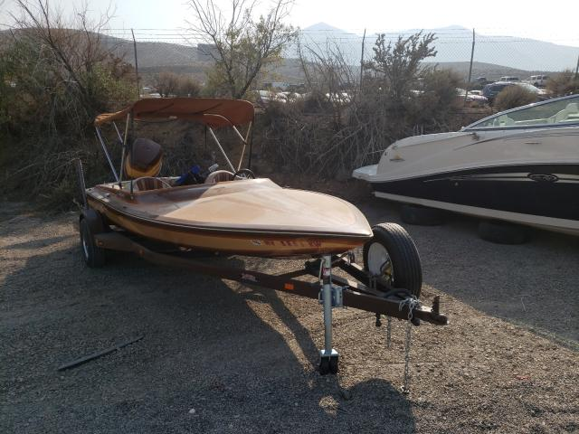 Other Marine Trailer salvage cars for sale: 1987 Other Marine Trailer