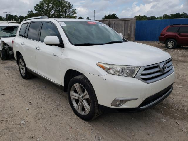Salvage cars for sale at Florence, MS auction: 2012 Toyota Highlander