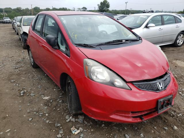 Salvage cars for sale from Copart Baltimore, MD: 2009 Honda FIT