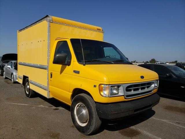 Ford Econoline salvage cars for sale: 1999 Ford Econoline