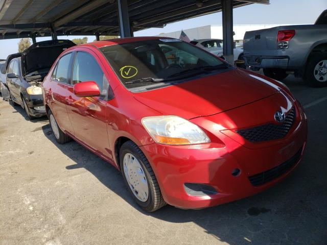 Salvage cars for sale from Copart Hayward, CA: 2010 Toyota Yaris