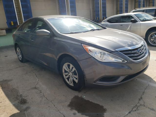 Salvage cars for sale from Copart Columbus, OH: 2011 Hyundai Sonata GLS