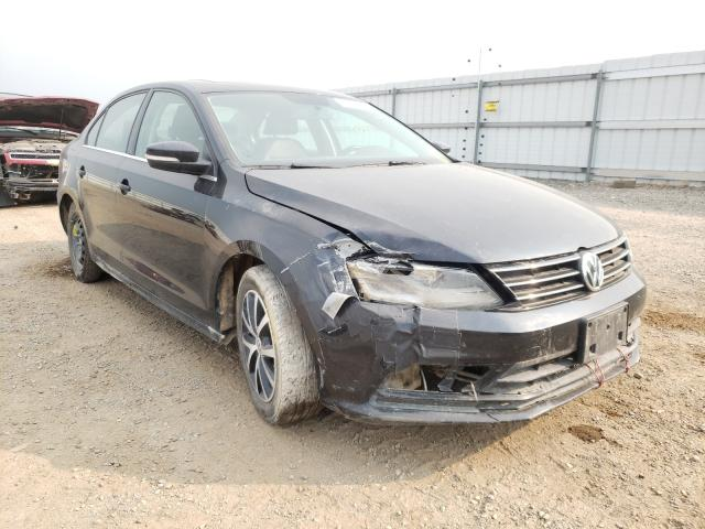 Salvage cars for sale from Copart Helena, MT: 2017 Volkswagen Jetta SE