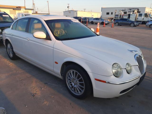 Jaguar salvage cars for sale: 2006 Jaguar S-Type