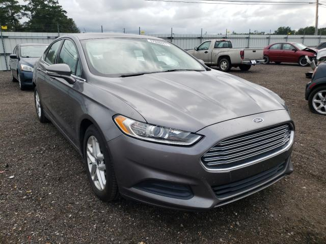 Salvage cars for sale from Copart Newton, AL: 2014 Ford Fusion SE