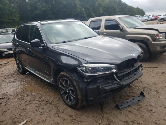 Salvage cars for sale from Copart Austell, GA: 2015 BMW X5 XDRIVE3