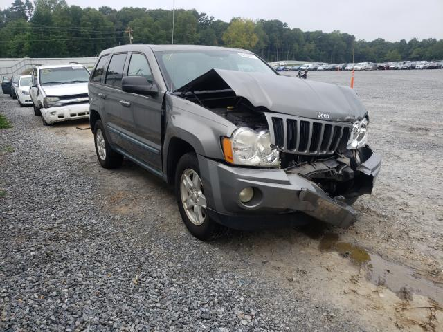Salvage cars for sale from Copart Gastonia, NC: 2007 Jeep Grand Cherokee