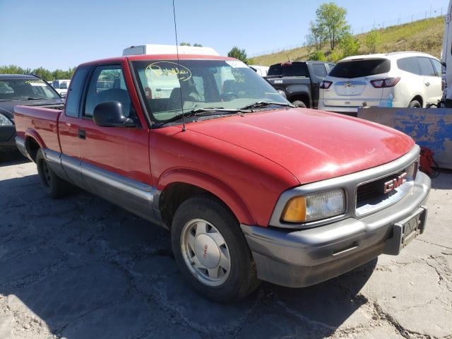 GMC salvage cars for sale: 1994 GMC Sonoma