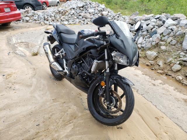 Salvage cars for sale from Copart Gaston, SC: 2015 Honda CBR300 RA
