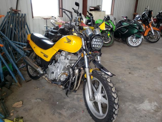Honda salvage cars for sale: 1991 Honda CB750