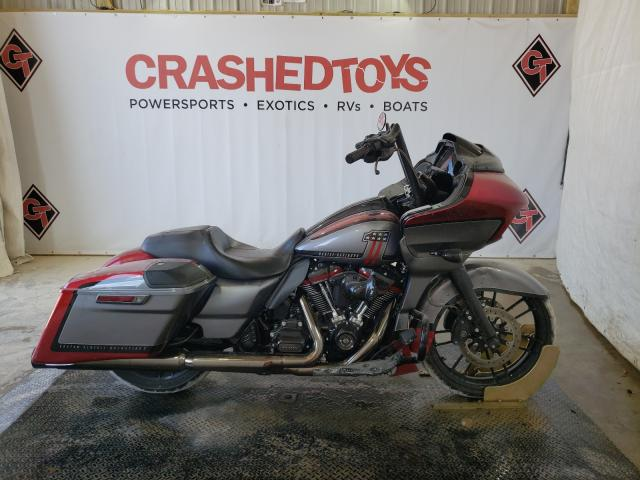Salvage cars for sale from Copart Columbia, MO: 2019 Harley-Davidson Fltrxse