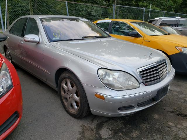 Salvage cars for sale from Copart Glassboro, NJ: 2005 Mercedes-Benz S 500 4matic