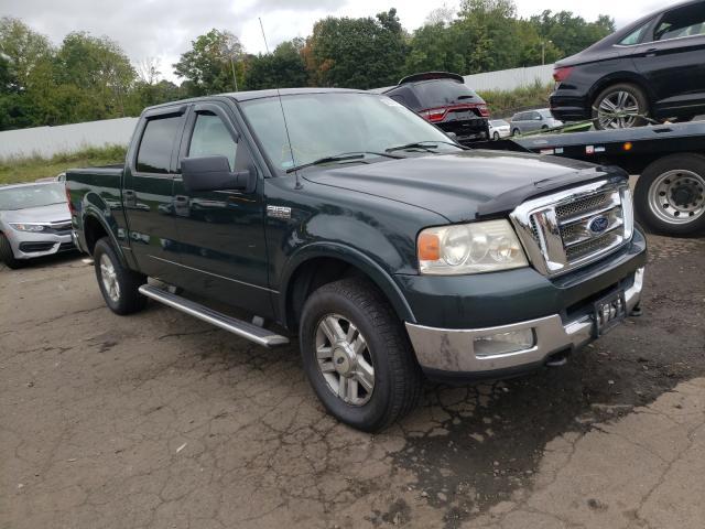 Vehiculos salvage en venta de Copart Marlboro, NY: 2004 Ford F150 Super