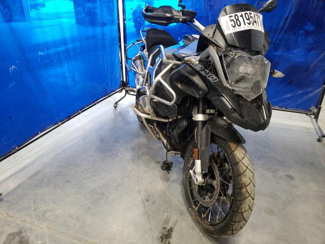 Salvage motorcycles for sale at Spartanburg, SC auction: 2017 BMW R1200 GS A
