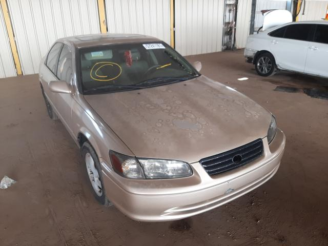 Salvage cars for sale from Copart Phoenix, AZ: 2001 Toyota Camry LE